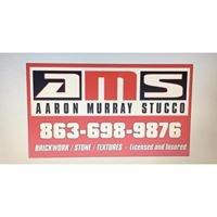 Aaron Murray Stucco
