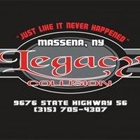Legacy Collision Massena NY