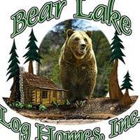 Bear Lake Log Homes Inc