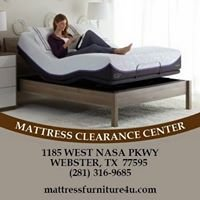 Mattress Clearance Center, Webster TX