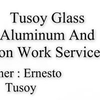 Tusoy Glass Aluminum And Iron Work Services