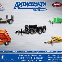 Anderson Manufacturing Inc.