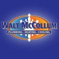 Walt McCollum Plumbing, Heating, Cooling