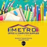 Metro Office & Computer Supplies