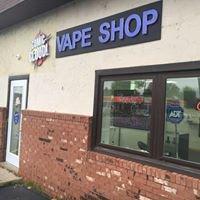 Comic Cloud Willard E-Cigarette & Vapor Lounge