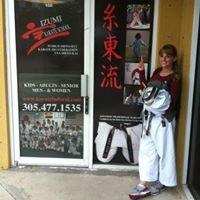 Izumi Karate School Shito Ryu Style