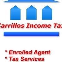 Carrillos Income Tax