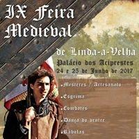 Feira Medieval de Linda-a-Velha