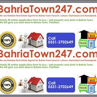 Real Estate for Bahria Town Opal / Overseas Block / Hoshang Pearl / Plots