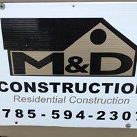 M&D Construction Inc.