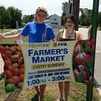Peotone FFA Farmer's Market