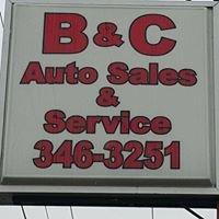 B&C Auto Sales in Oakland,illinois