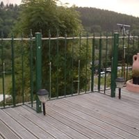 R.J.Lewis Wrought Iron Gates, Railings and Caravan Decking