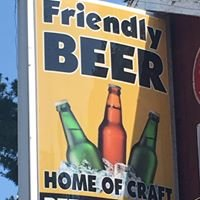 Friendly Beer and Soda