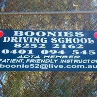 Boonies Driving School