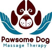 Pawsome Dog Massage Therapy