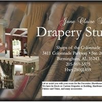 Jane Claire Designs- Drapery Studio