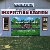 Hardies Used Cars/Franklin Acceptance