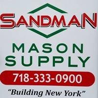 Sandman Mason & Stucco Supply
