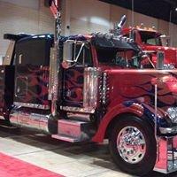 Spectrum Truck Painting