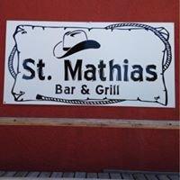 St. Mathias Bar & Grill
