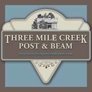 Three Mile Creek Post and Beam