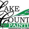 Lake Country Painting