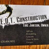 EDT Construction