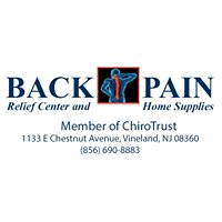 Back Pain Relief Center & Home Supplies