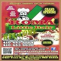 Roma Little Italy Pizza