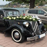 Brautauto - Hochzeitsauto - München, Pullach