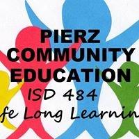 Pierz Community Education