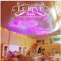 Le Rêve Pool Party Venue and Events Place