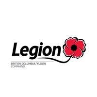 Royal Canadian Legion Mt Benson Branch 256