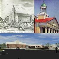 St. Francis Xavier Roman Catholic Church, Gettysburg