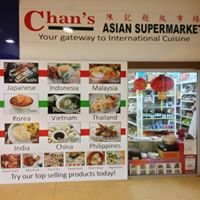 Chan's Asian Supermarket