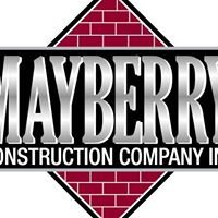 Mayberry Construction, Inc.