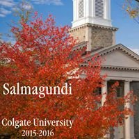 Colgate Salmagundi Yearbook