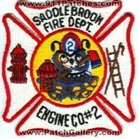 SBFD Engine Company No. 2 Saddle Brook, NJ