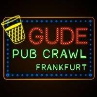 Gude Pub Crawl Frankfurt