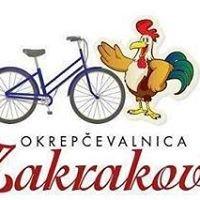 Okrepčevalnica Zakrakovc.