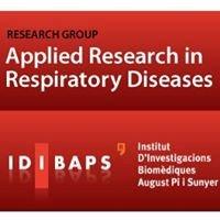 Idibaps Respiratory Research Group