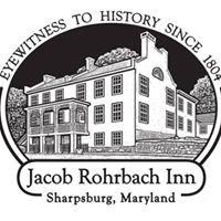 Antietam's Jacob Rohrbach Inn