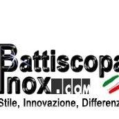 Battiscopa Inox