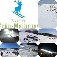 Skilift Grün- Maibrunn