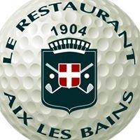 Le Restaurant du Golf d'Aix-les-Bains