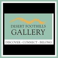 Desert Foothills Gallery