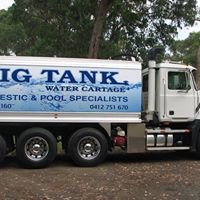 Big Tank Water Cartage