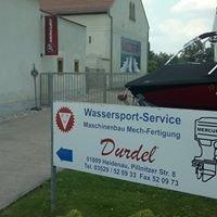 Wassersport-Service / Maschinenbau Durdel