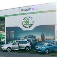 Skoda Hofheim Göthling & Kaufmann Automobile